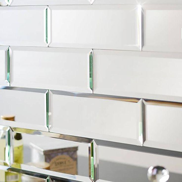 The 25+ best Mirror wall tiles ideas on Pinterest | Mirror tiles ...