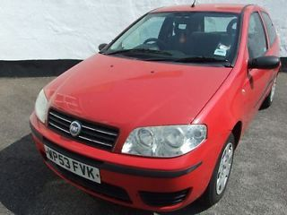 FIAT PUNTO small compact family saloon of 2003, my own private car sale... Brighton
