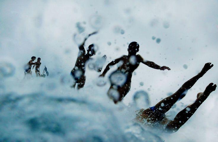 The Big Splash – Mark Evans. One of the 22 incredible Australian Life finalists.