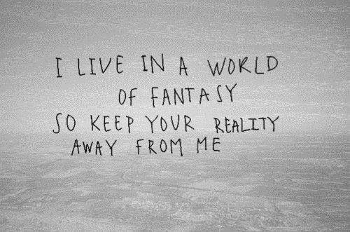 Keep your reality away