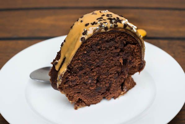 chocolate fudge peanut butter cake | Desserts! | Pinterest