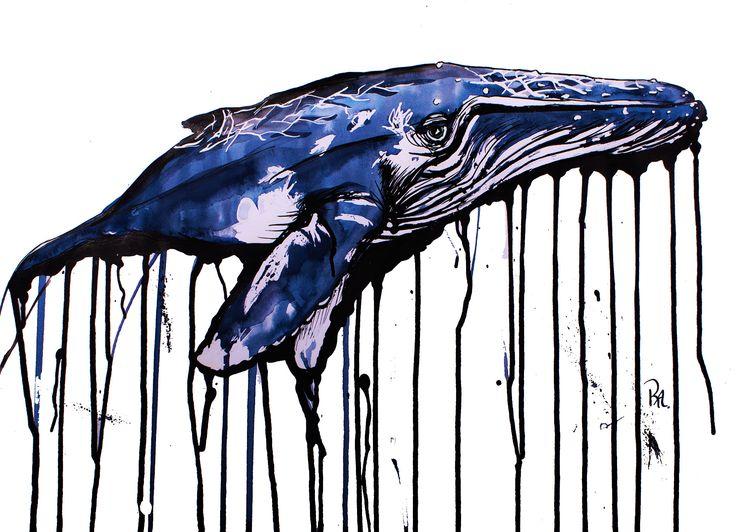 Blue Whale Kelly-Anne LoVE Originals
