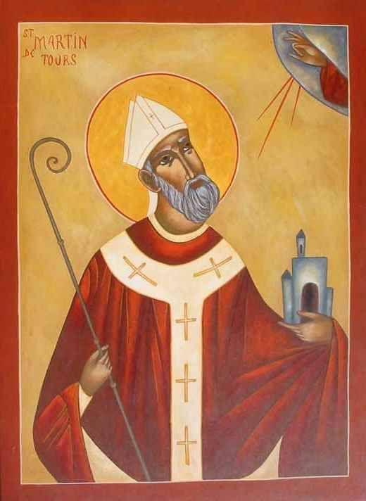 Heilige Martinus van Tours