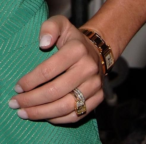 The Most Jaw-Dropping Celebrity Engagement Rings - Pinterest