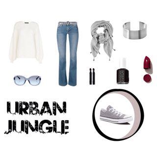 La jungle urbaine