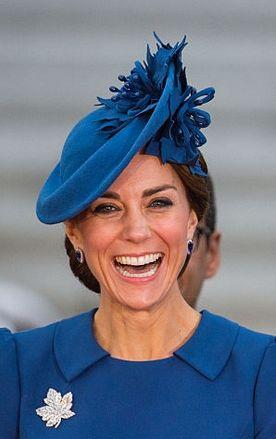 Lock & Co blue maple leaf felt hat (bespoke). Click for more details