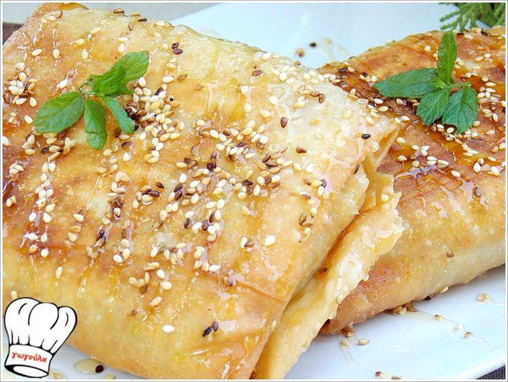 ΦΕΤΑ ΤΥΛΙΧΤΗ ΜΕ ΠΙΠΕΡΙΑ KAI ΜΠΕΙΚΟΝ ΣΑΓΑΝΑΚΙ!!!   Νόστιμες Συνταγές της Γωγώς