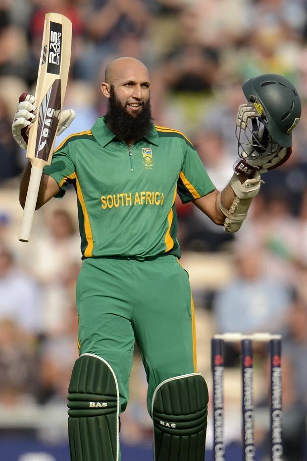 23: Hashim Amla - South Africa.
