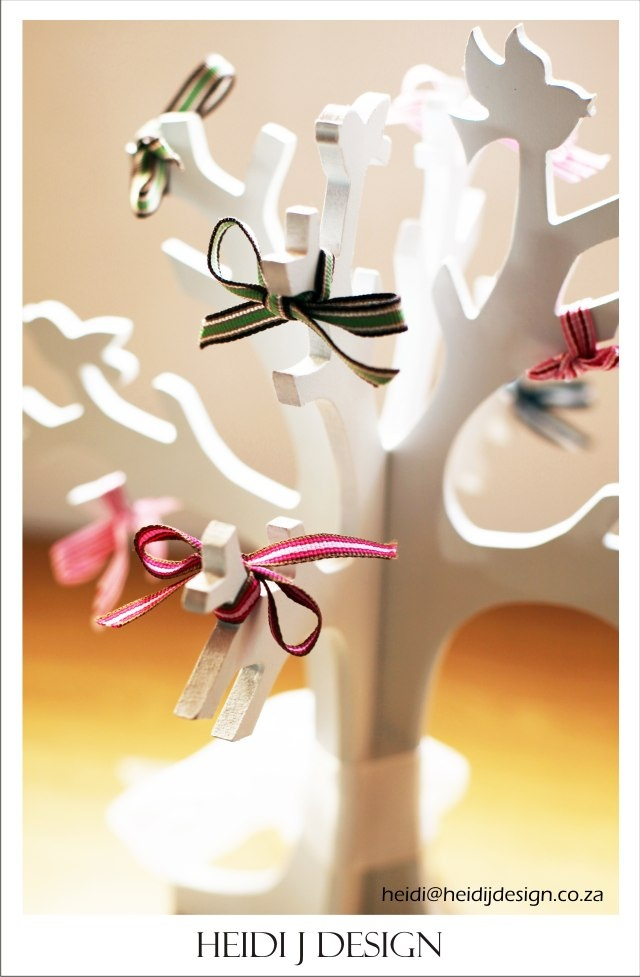3D Tree for jewellery and decorations
