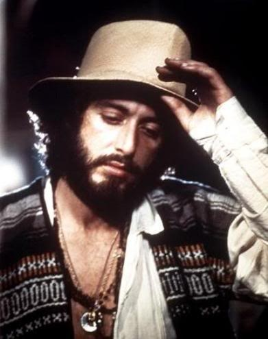 Al Pacino as Frank Serpico in 'Serpico' (1973)