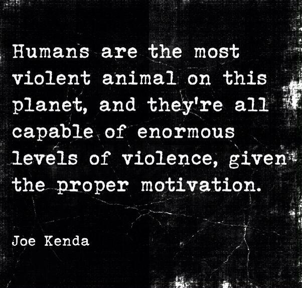 Joe Kenda quote
