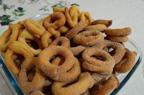 Não vai conseguir resistir a essas rosquinhas ao lanche da tarde! #receitas #rosquinhas #comida
