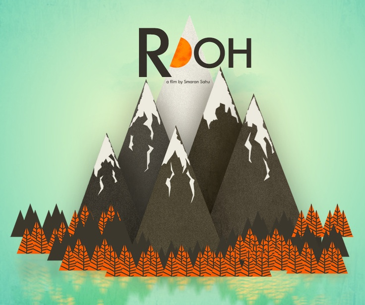 Rooh | Art Design by Krishnaa Artisto  www.artistodesignz.com