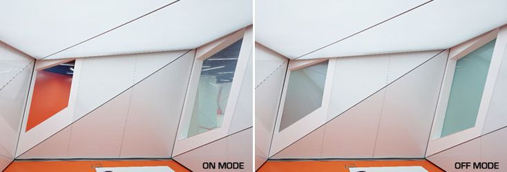 """DreamGlass® installation at The new """"Telecommunications and Technologies Center of Barcelona"""" (CTTI) meeting rooms."""