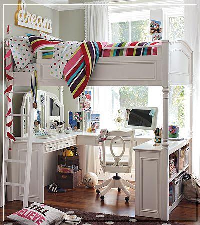 17 mejores ideas sobre habitaci n de chica adolescente en for Habitaciones originales para adultos