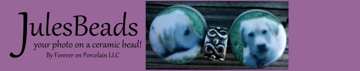 We put you high resolution pictires on beautiful porcelain pieces.  For example, photobeads, ornaments, coffee mugs and more!! Beaders/jewelry makers check it out!