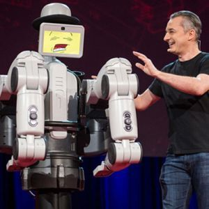 EDI, Robot Tercanggih yang Diciptakan Sebagai Asisten Sulap
