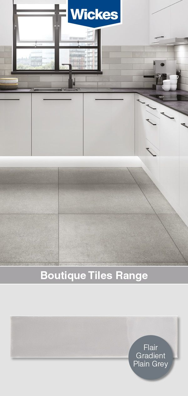 Grey Kitchen Wall Tiles Design Ideas