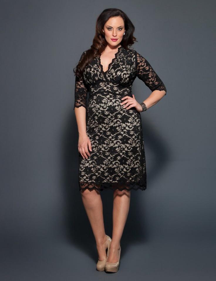 Full Figure Dresses & Skirts Sizes 14, 16, 18-28 | Lane ...