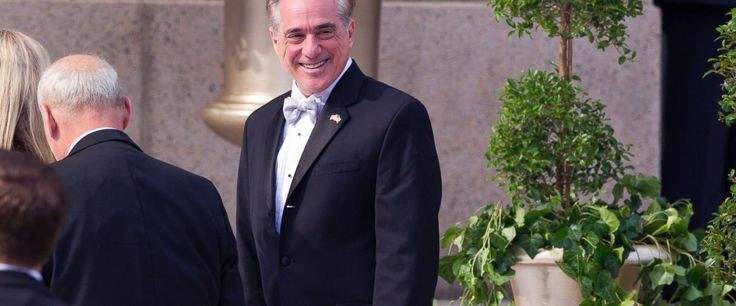 Secretary of Veteran Affairs David Shulkin arrives at the wedding of Treasury Secretary Steve Mnuchin and Scottish actress Louise Linton, at the Andrew Mellon Major veterans' groups voice concern over Senate health bill