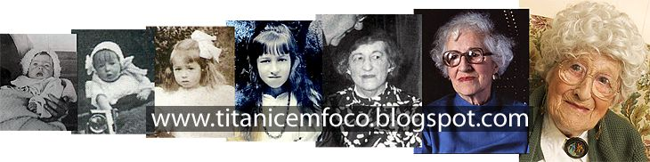 Millvina Dean 1912 | TITANIC EM FOCO: O depoimento de Millvina Dean, a última sobrevivente ...