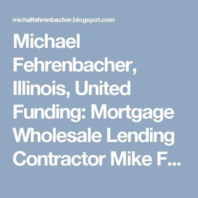 Mortgage: United Wholesale Mortgage