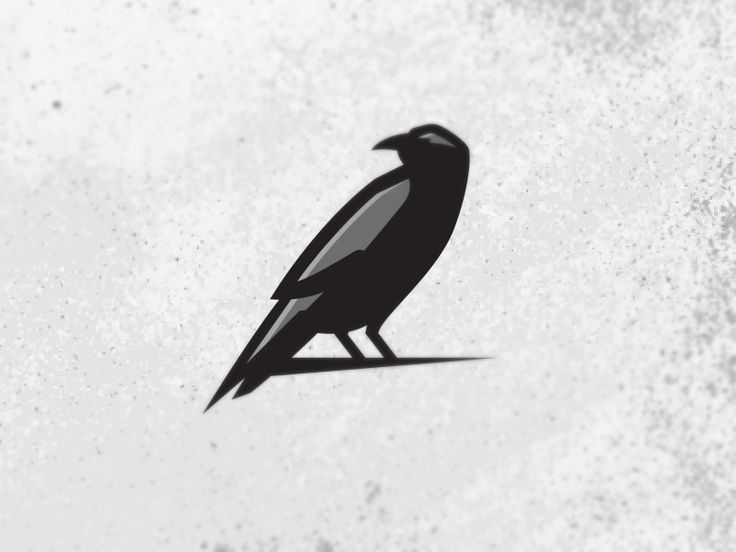 The crow logo - photo#36
