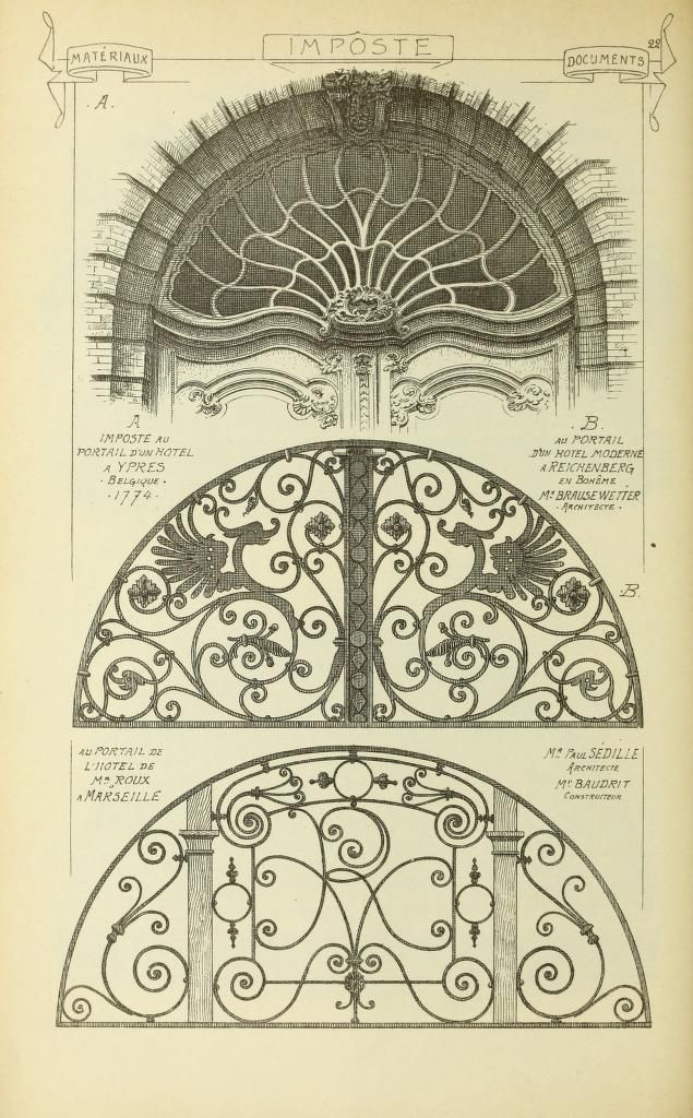 more@ - v7 - 1914-15 Materials & documents of architecture and sculpture : A reissue of Matériaux et documents d'architecture et de sculpture 1872-1914