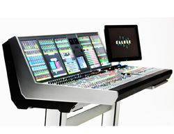 First Calrec Audio Artemis Console For Channel One Russia Worldwide - Pro Sound Web