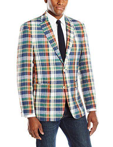 Tommy Hilfiger Men's Madras Plaid Sport Coat, http://www.amazon.com/dp/B01BH6XSNQ/ref=cm_sw_r_pi_awdm_W9gvxb0XPCZNS