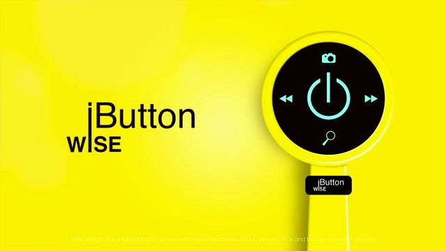 Wise Button - Your universal remote control and tracking device on Vimeo
