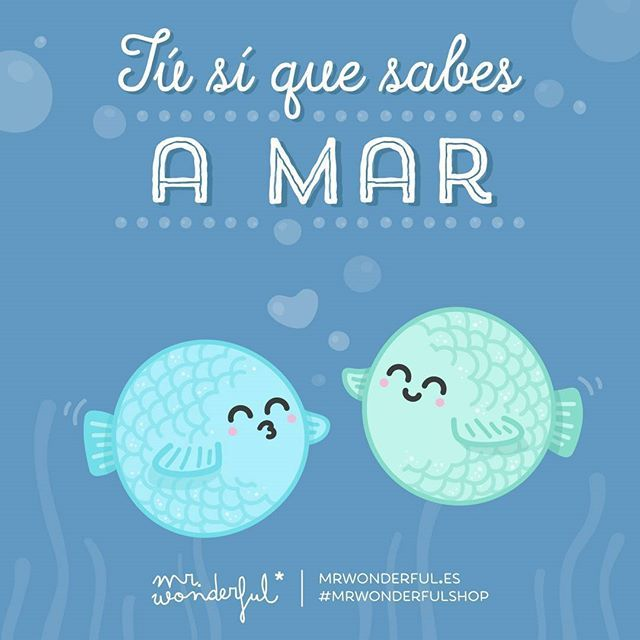 Mr. Wonderful Official @mrwonderful_ Tú sí que sabes a...Instagram photo