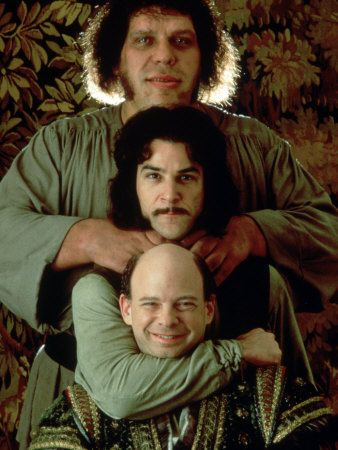 "Incontheivable!~Lisp included! One of my fave movies, ""The Princess Bride."""