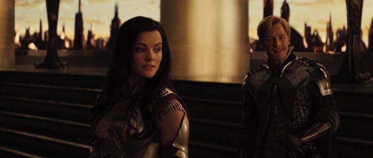 lady sif | Sif (Thor) Lady Sif (Thor 2011)