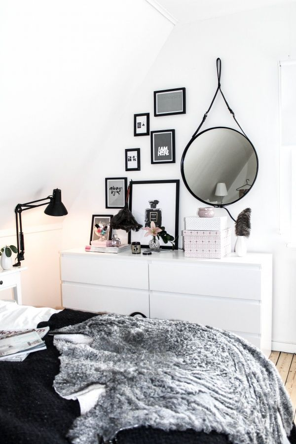 17 Best Images About Black White Chanel Inspired Bedroom Pieces On Pinterest Vintage Posters