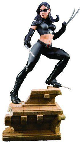 Kotobukiya X-Force: X-23 Fine Art Statue @ niftywarehouse.com #NiftyWarehouse #Xmen #Marvel #X-Men #Comics #Geek #ComicBooks