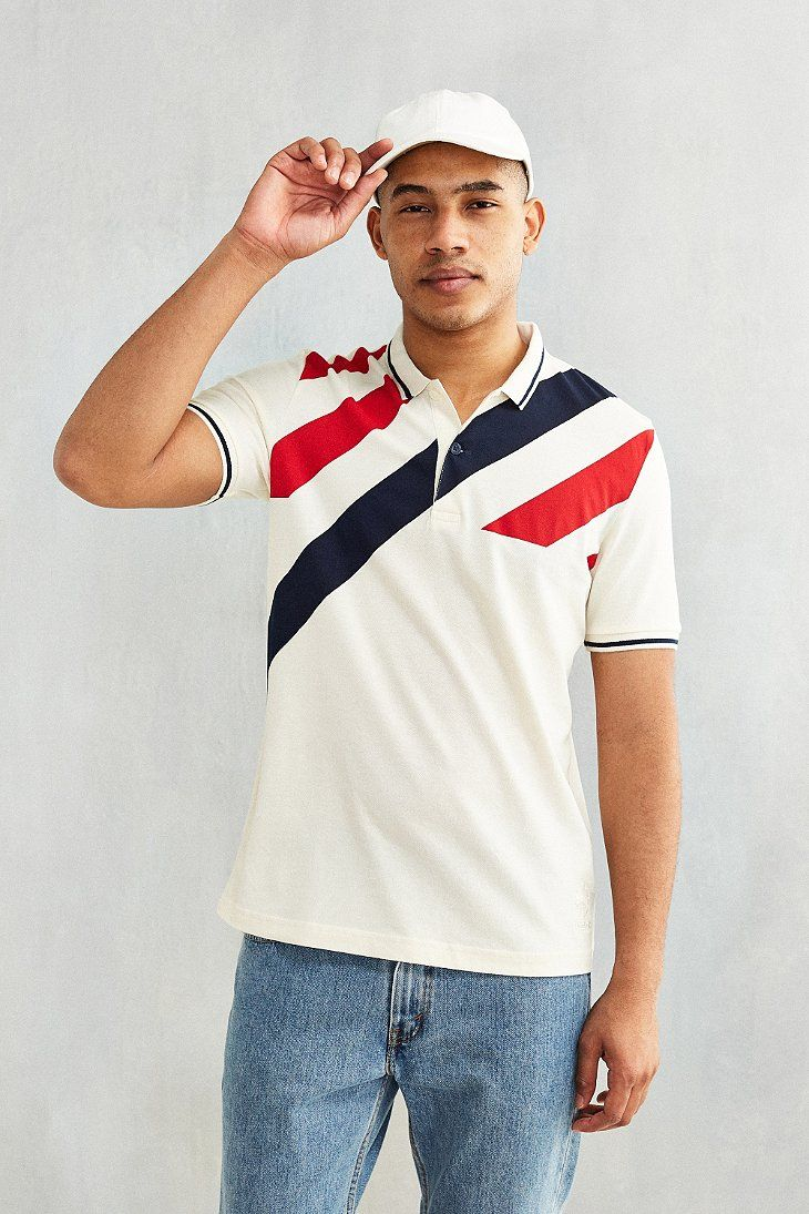 Reebok Retro Pique Polo Shirt