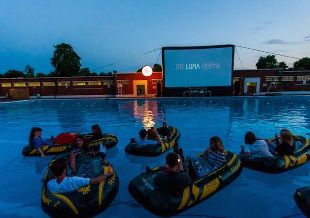 A previous Luna Cinema experience