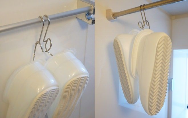冬のお風呂掃除の必需品 100均 ニトリ イオンの500円以下バスブーツを比べてみた こればっかりは投資すべき えんウチ 風呂掃除 風呂 収納 アイデア