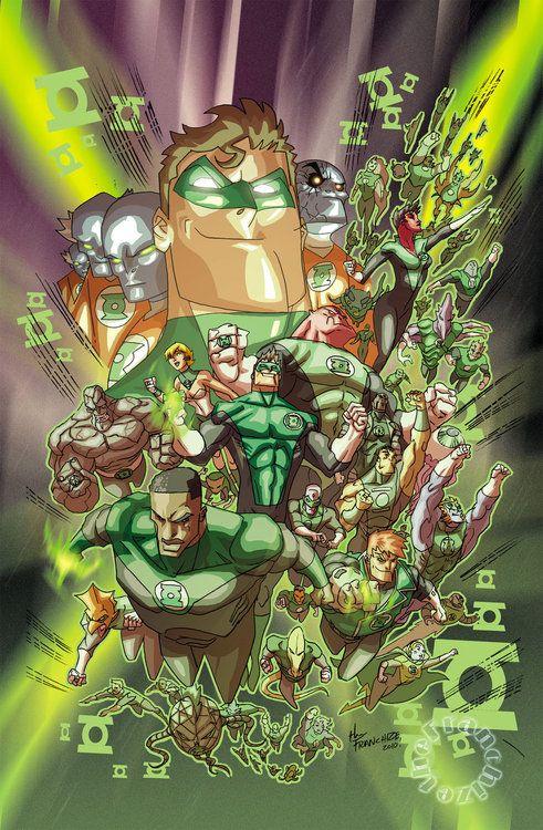 Green Lantern Corps: Comic Artistry, Comic Books, Illustration, Deviantart Ll Website Ll Twitt, Dc Comic, Art Dc, Fans Art, Green Lanterns, Lanterns Body