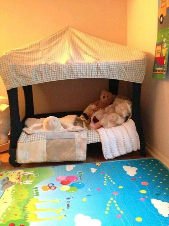 Playpen To Toddler Bed