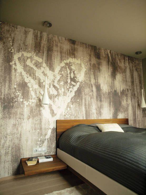 Wände Gestalten Mit Tapeten 44 besten wände schöner gestalten tapeten und co bilder auf
