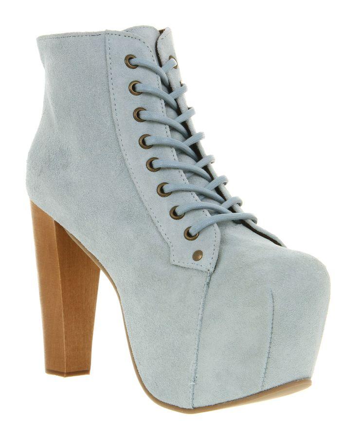 Womens-Jeffrey-Campbell-Lita-Platform-Ankle-Boot-Pale-Blue-Suede-Boots