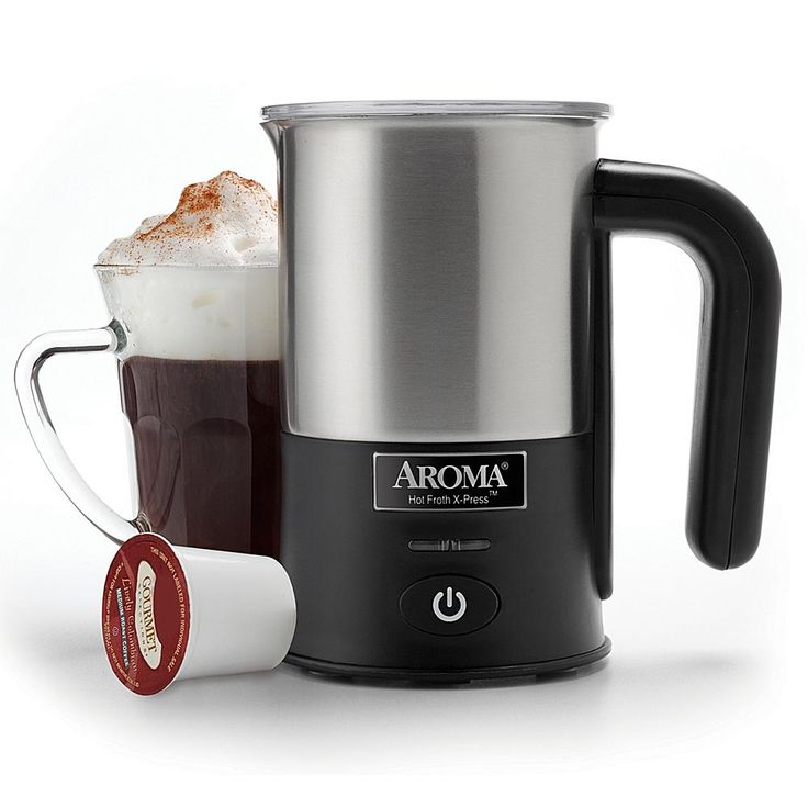 Aroma Hot Froth X-Press Milk Frother