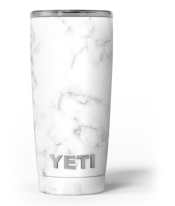 Slate Marble Surface V55 Yeti Rambler Skin Kit from DesignSkinz