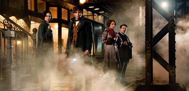 Fantastic Beasts and Where to Find Τhem