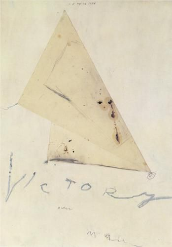 Victory - Cy Twombly 1984