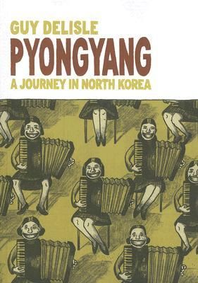 One of the few Westerners granted access to North Korea documents his observations of the secretive society in this graphic travelogue that depicts the cultural alienation, boredom, and desires of ordinary North Koreans.