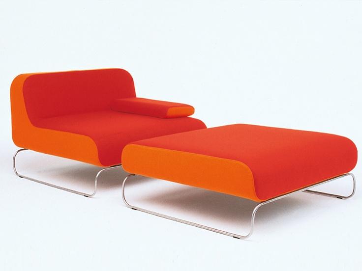 Upholstered armchair SCOOP | Armchair - Living Divani