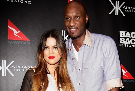 "Khloe Kardashian says of husband Lamar Odom's time in Dallas, ""Blessed to have had such an amazing experience. Short but very sweet :) #memories."""